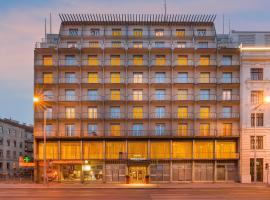 Novum Hotel Prinz Eugen, отель в Вене