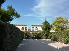 LM Résidence, hotel with pools in Saint-Tropez