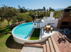 Essere Lodge, hotel in Tulbagh