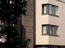 Hotel Verlooy, hotel in Geel