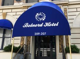 Belnord Hotel, hotel in New York