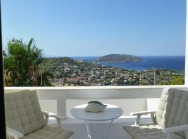 Seaview near Athens & Sounio, apartment in Anavissos