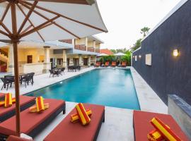 Kubu Petitenget Suite, hotel in Seminyak