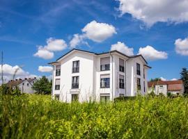 Boardinghouse am Teuto, serviced apartment in Lengerich