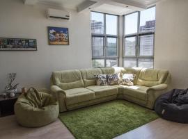 Уютная Дизайнерская Квартира, апартаменты/квартира в Сочи