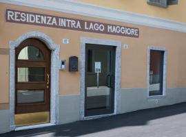 Residenza Intra Lago Maggiore, serviced apartment in Verbania
