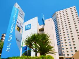 Blue Tree Towers All Suites Santo André, hotel in Santo André