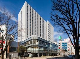 Daiwa Roynet Hotel Koriyama Ekimae, hotel in Koriyama