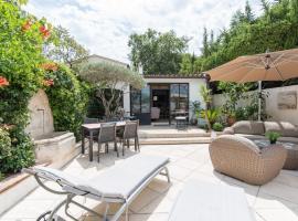 La Bastide Petite, pet-friendly hotel in Saint-Tropez