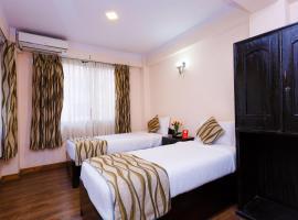 Kathmandu City Hotel, отель в Катманду