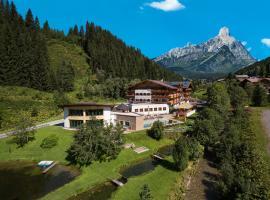 Landhotel Alpenhof Filzmoos, hotel in Filzmoos