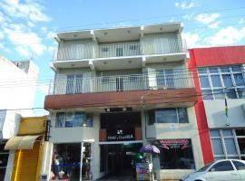 Hotel Galeria, hotel in Jales