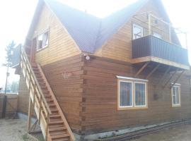 Guest house on Festivalnaya 39 А, pet-friendly hotel in Khuzhir