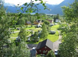 Røldal Hyttegrend & Camping, lodge in Røldal