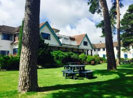 Knoll House, hotel in Studland