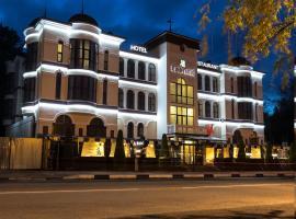 Le Bristol, отель в Кисловодске