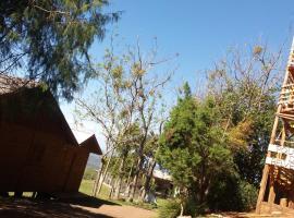 Pousada do Belvedere - Sítio Ramos, hotel in Praia Grande
