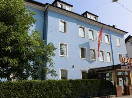 Hotel Haunspergerhof, Hotel im Viertel Elisabeth-Vorstadt, Salzburg
