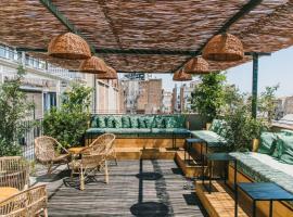 Hotel Casa Bonay, hotel near Monumental Metro Station, Barcelona