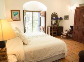 Casa de Siete Balcones Hotel Boutique, hotel in Oaxaca City