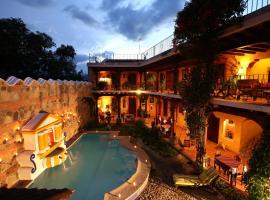 Hotel Palacio de Doña Beatriz, hotel in Antigua Guatemala