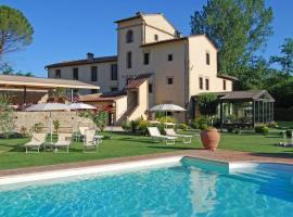 Molino Di Foci, country house in San Gimignano