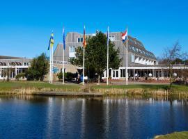 Fletcher Resort-Hotel Amelander Kaap, golf hotel in Hollum