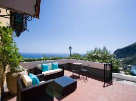 Hotel Villa Felice Relais, hotel in Amalfi