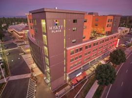Hyatt Place Eugene/Oakway Center, hôtel à Eugene