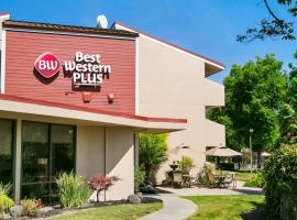 Best Western Plus Garden Court Inn, hotel in Fremont