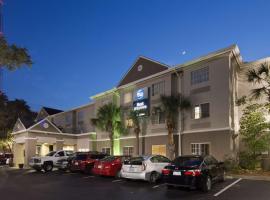 Best Western Patriots Point, hotel v destinaci Charleston