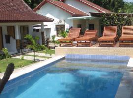 Sammy Homestay, family hotel in Kuta Lombok