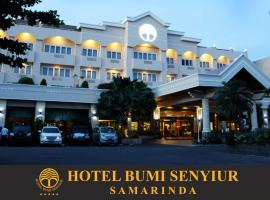 Hotel Bumi Senyiur, spa hotel in Samarinda