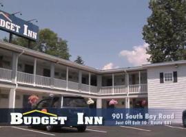 Budget Inn Cicero, hotel near Syracuse Hancock International Airport - SYR,