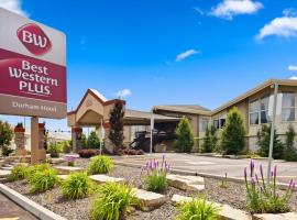 Best Western Plus Durham Hotel & Conference Centre, hotel in Oshawa
