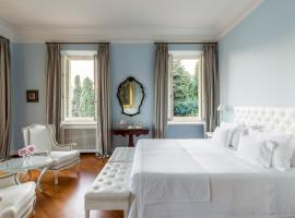 Villa della Pergola Relais et Chateaux, hotell i Alassio