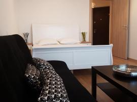 Budapest Residence, hotel in Bucharest