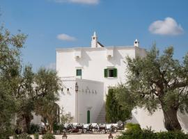 Masseria Il Melograno, country house in Monopoli