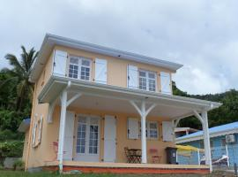 Les Hauts des Anses, Ferienunterkunft in Les Anses-d'Arlets