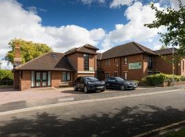 Abbeyfield Lodge, hotel near Durham Tees Valley Airport - MME,