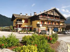 Hotel Dolomitenhof, отель в Вальдаоре
