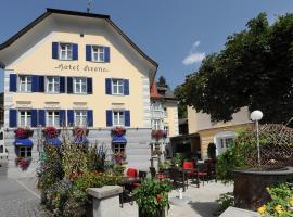 Hotel Krone, hotel in Schruns