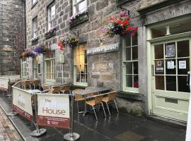 The Coffee House Hotel, hotel in Aberdeen