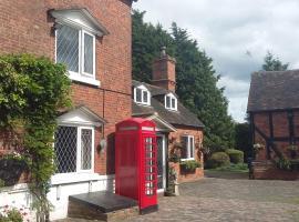 Featherstone Farm Hotel, hotel near Stafford Castle, Wolverhampton