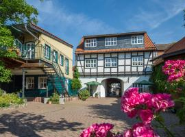 Am Anger, Hotel in Wernigerode