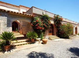 Can Bastons, hotel a prop de Camp de golf Peralada, a Vilanova de la Muga