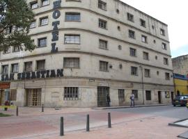 Hotel San Sebastian, hotel cerca de Casa de la Moneda, Bogotá