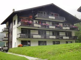 Amor Lodge, hotel near Alpin Express, Saas-Fee
