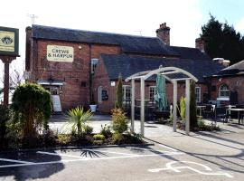 Crewe & Harpur, Derby by Marston's Inns, hotel in Derby