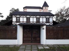 Chalet de las Tejas, habitación en casa particular en Rosario
